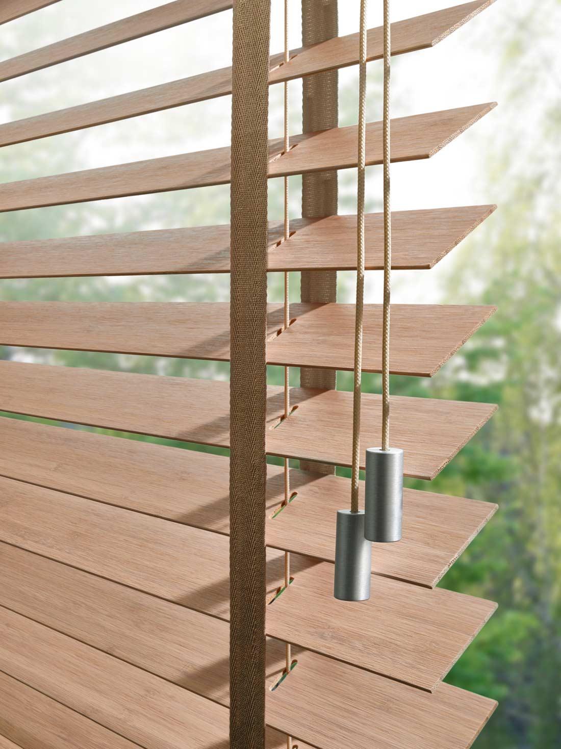 Tende veneziane in legno sintesi tende - Tende veneziane in legno ikea ...