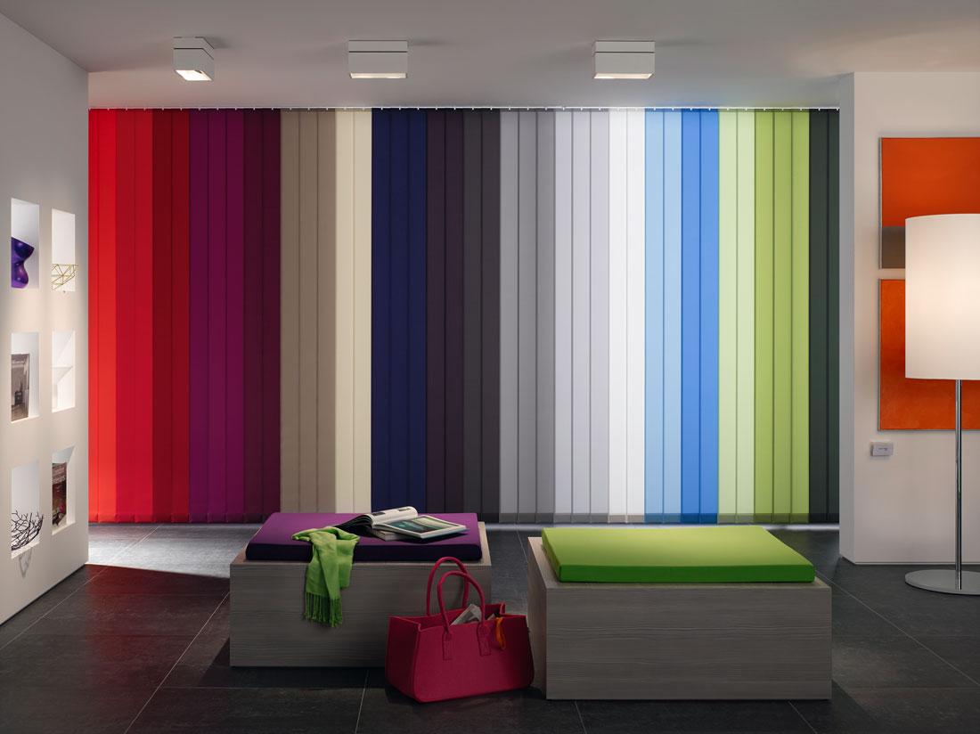 Tende verticali full color - Sintesi Tende Orbassano Torino