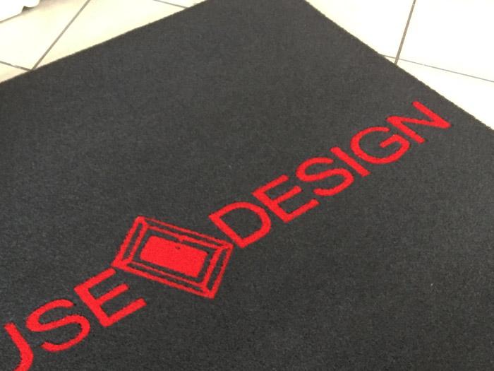 Zerbini personalizzati con grafica - logo - Sintesi tende- orbassano Torino