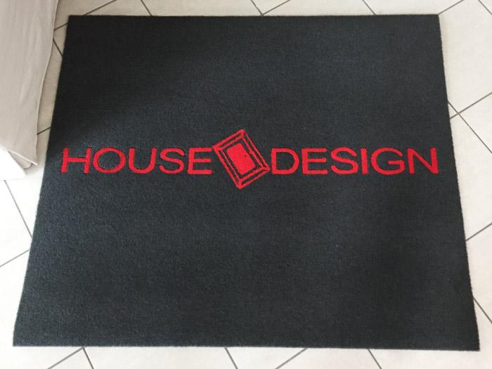 Zerbini personalizzati con grafica - logo - Sintesi tende- orbassano