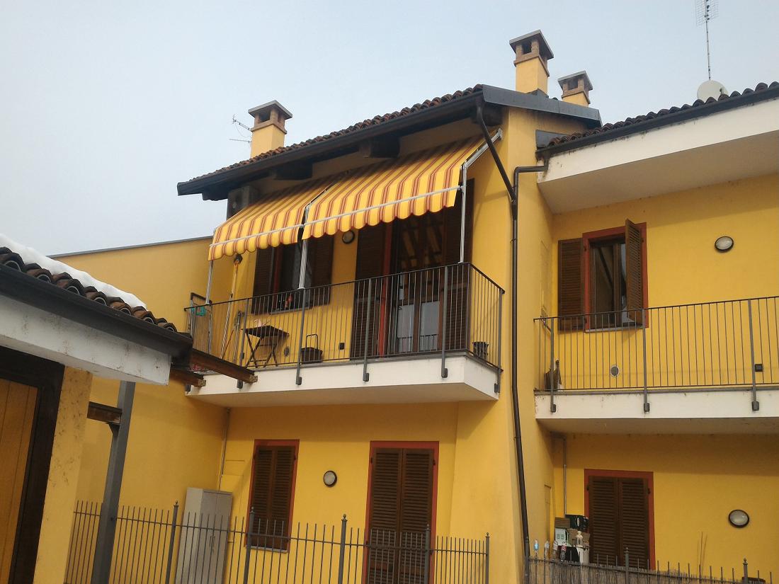 Tende da sole tende a capanno Malaga Sintesi tende Orbassano Torino