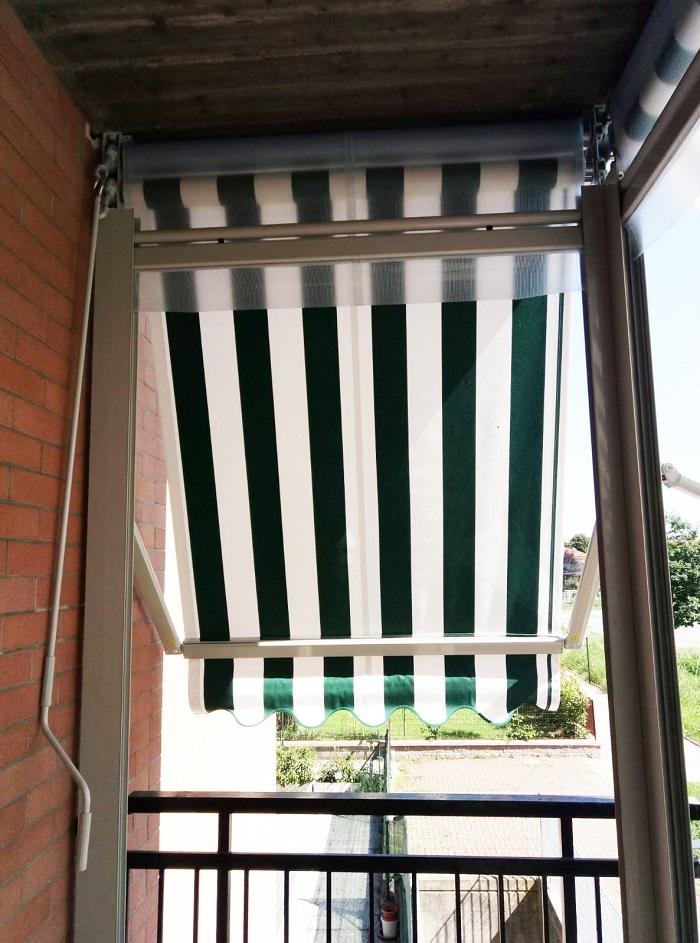 Tenda veranda Sintesi Tende Orbassano Torino