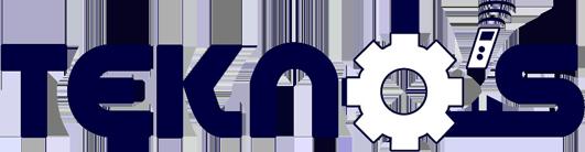 Logo Teknos - movimentazioni per tende da sole - Sintesi Tende Orbassano Torino